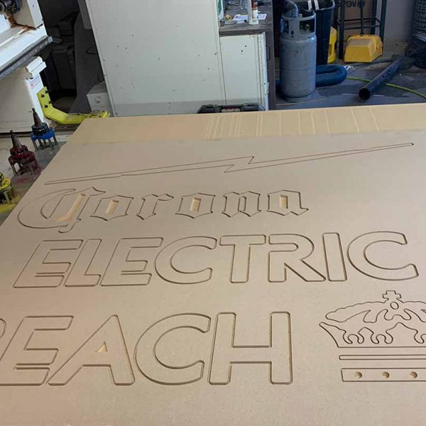cnc plywood signs