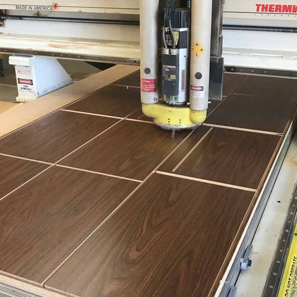 rta cabinets plywood cnc cutting